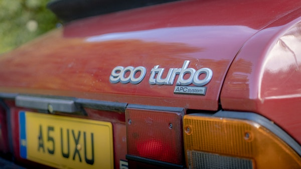 1983 Saab 900 Turbo For Sale (picture 26 of 84)