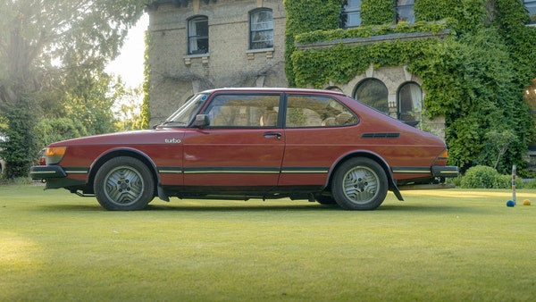 1983 Saab 900 Turbo For Sale (picture 4 of 84)