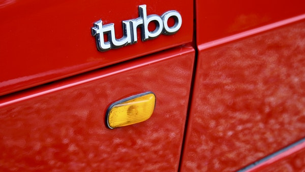 1990 Saab 900 Turbo Carlsson For Sale (picture 112 of 166)