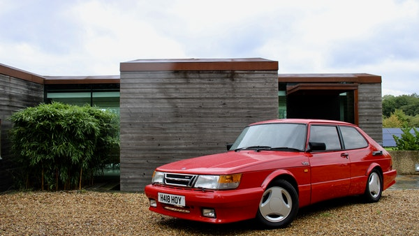 1990 Saab 900 Turbo Carlsson For Sale (picture 17 of 166)