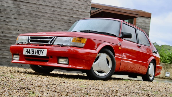 1990 Saab 900 Turbo Carlsson For Sale (picture 58 of 166)