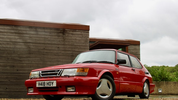 1990 Saab 900 Turbo Carlsson For Sale (picture 46 of 166)