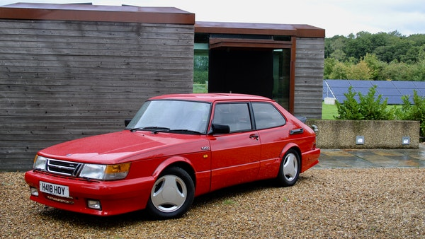 1990 Saab 900 Turbo Carlsson For Sale (picture 51 of 166)