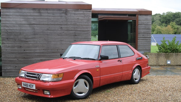 1990 Saab 900 Turbo Carlsson For Sale (picture 36 of 166)