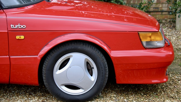 1990 Saab 900 Turbo Carlsson For Sale (picture 133 of 166)