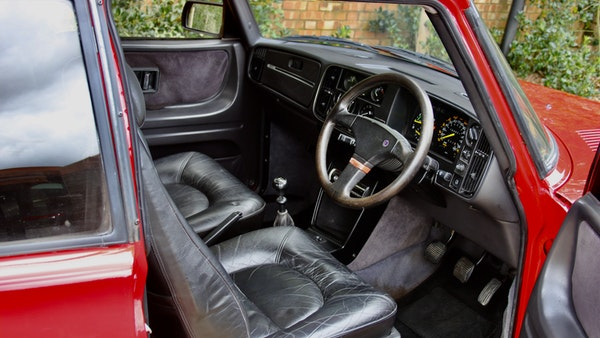 1990 Saab 900 Turbo Carlsson For Sale (picture 79 of 166)