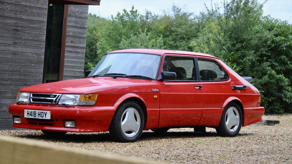 1990 Saab 900 Turbo Carlsson For Sale (picture 63 of 166)