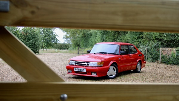 1990 Saab 900 Turbo Carlsson For Sale (picture 14 of 166)