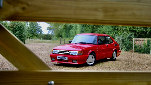 1990 Saab 900 Turbo Carlsson For Sale (picture 43 of 166)