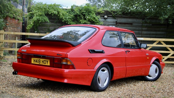 1990 Saab 900 Turbo Carlsson For Sale (picture 28 of 166)