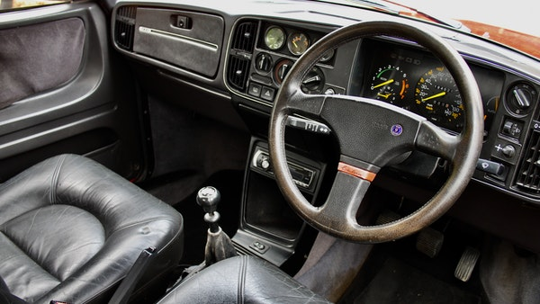1990 Saab 900 Turbo Carlsson For Sale (picture 86 of 166)