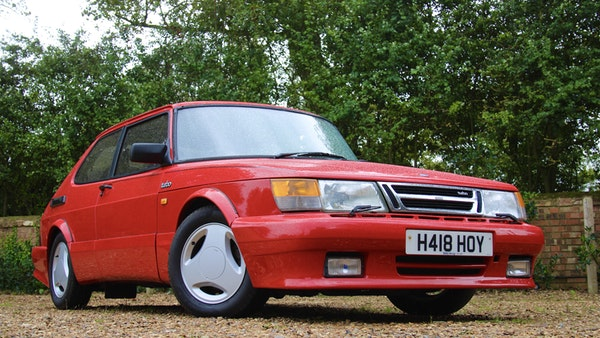 1990 Saab 900 Turbo Carlsson For Sale (picture 25 of 166)