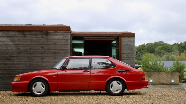 1990 Saab 900 Turbo Carlsson For Sale (picture 68 of 166)
