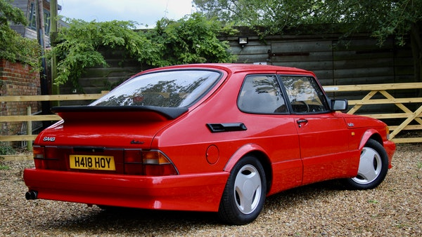 1990 Saab 900 Turbo Carlsson For Sale (picture 48 of 166)