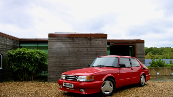 1990 Saab 900 Turbo Carlsson For Sale (picture 62 of 166)