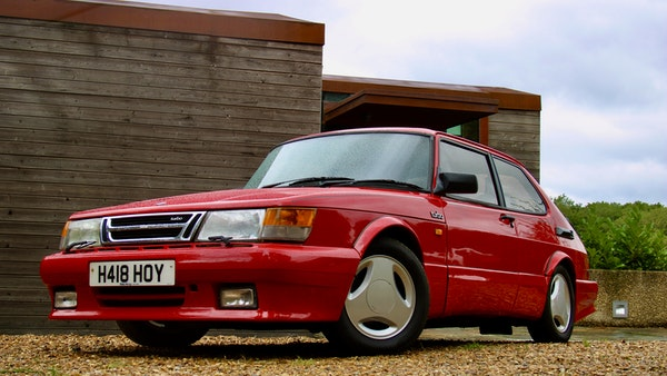 1990 Saab 900 Turbo Carlsson For Sale (picture 4 of 166)