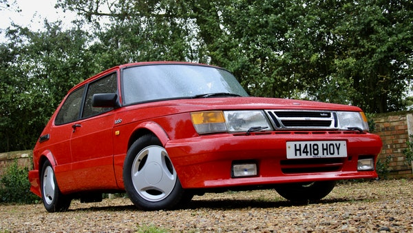 1990 Saab 900 Turbo Carlsson For Sale (picture 45 of 166)