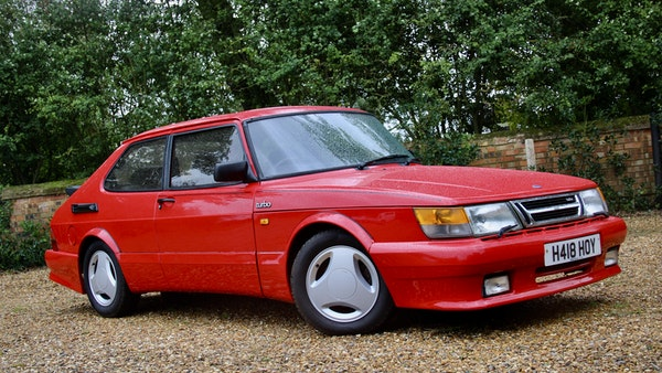 1990 Saab 900 Turbo Carlsson For Sale (picture 50 of 166)