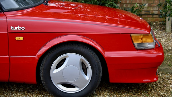 1990 Saab 900 Turbo Carlsson For Sale (picture 135 of 166)