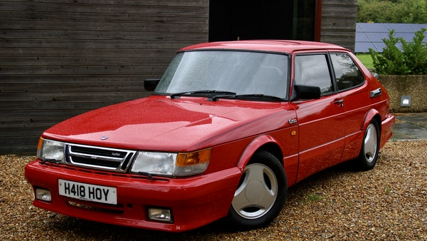 1990 Saab 900 Turbo Carlsson For Sale (picture 56 of 166)