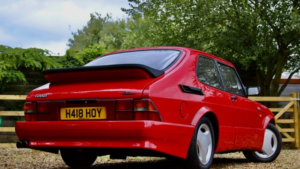 1990 Saab 900 Turbo Carlsson For Sale (picture 16 of 166)