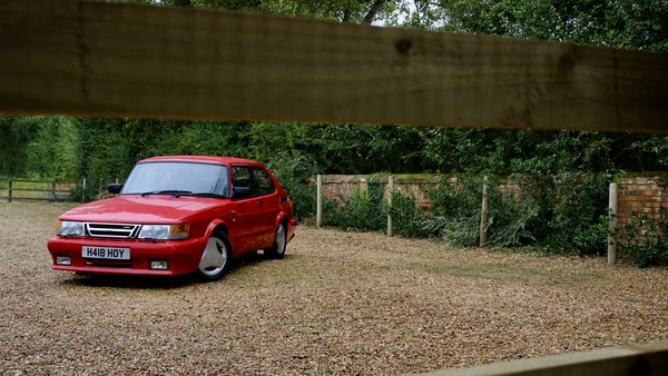 1990 Saab 900 Turbo Carlsson For Sale (picture 64 of 166)