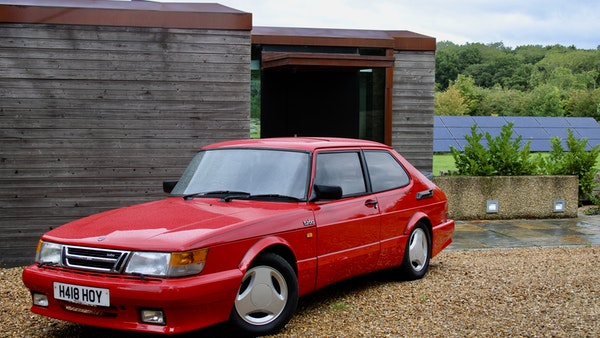 1990 Saab 900 Turbo Carlsson For Sale (picture 8 of 166)
