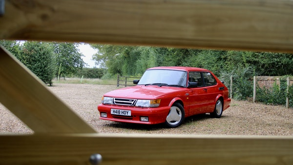 1990 Saab 900 Turbo Carlsson For Sale (picture 18 of 166)