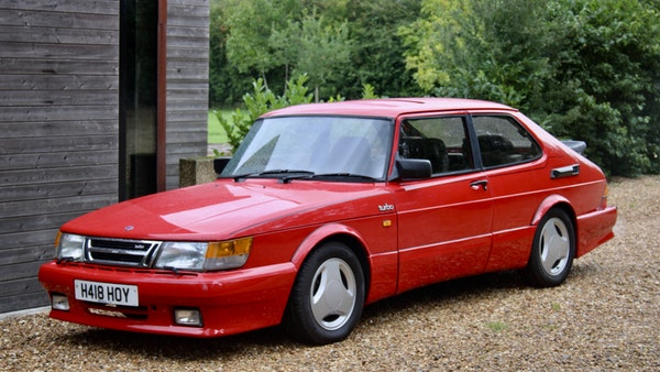 1990 Saab 900 Turbo Carlsson For Sale (picture 26 of 166)