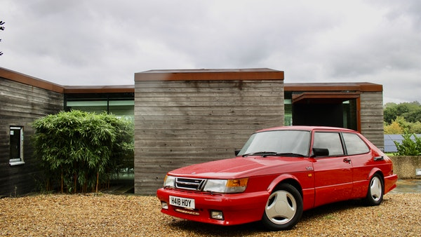 1990 Saab 900 Turbo Carlsson For Sale (picture 27 of 166)