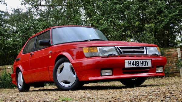 1990 Saab 900 Turbo Carlsson For Sale (picture 21 of 166)