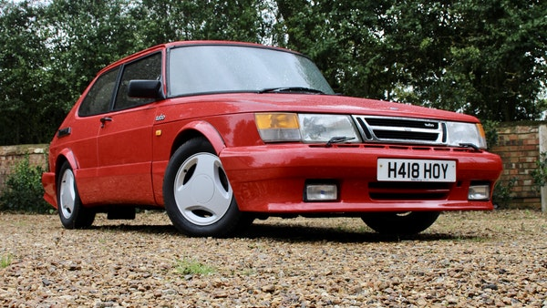 1990 Saab 900 Turbo Carlsson For Sale (picture 15 of 166)