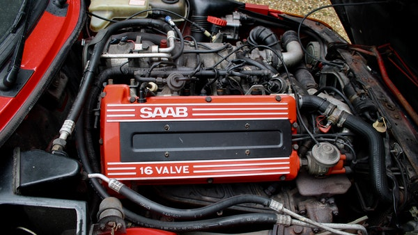1990 Saab 900 Turbo Carlsson For Sale (picture 143 of 166)