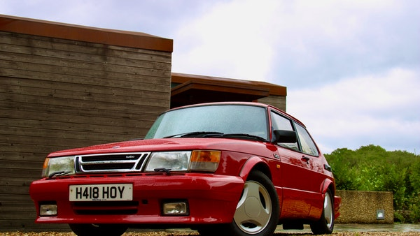 1990 Saab 900 Turbo Carlsson For Sale (picture 24 of 166)