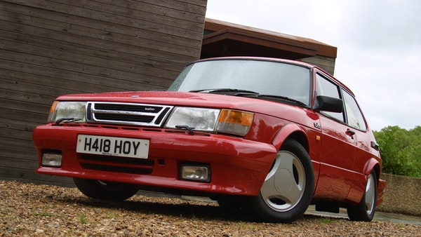 1990 Saab 900 Turbo Carlsson For Sale (picture 29 of 166)