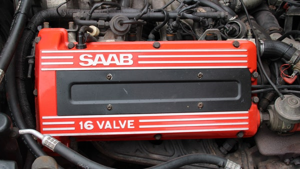 1990 Saab 900 Turbo Carlsson For Sale (picture 144 of 166)