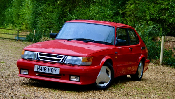 1990 Saab 900 Turbo Carlsson For Sale (picture 69 of 166)