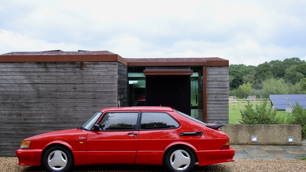 1990 Saab 900 Turbo Carlsson For Sale (picture 42 of 166)
