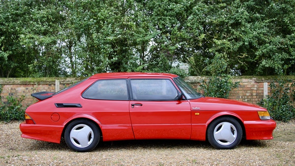 1990 Saab 900 Turbo Carlsson For Sale (picture 34 of 166)