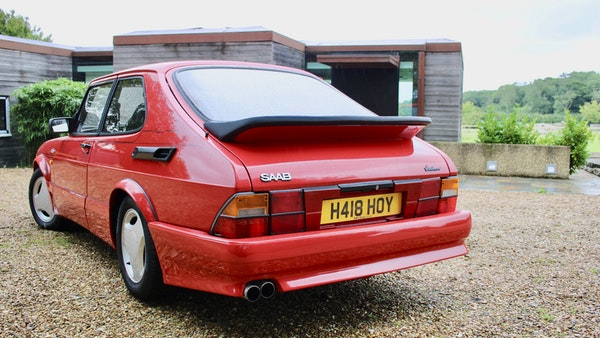 1990 Saab 900 Turbo Carlsson For Sale (picture 20 of 166)