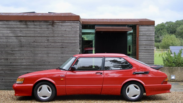 1990 Saab 900 Turbo Carlsson For Sale (picture 6 of 166)