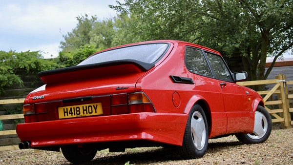 1990 Saab 900 Turbo Carlsson For Sale (picture 54 of 166)