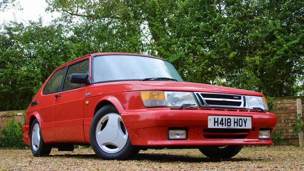 1990 Saab 900 Turbo Carlsson For Sale (picture 47 of 166)