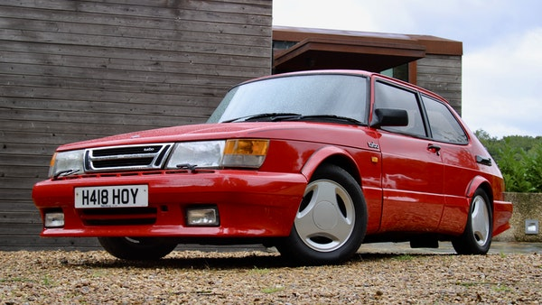 1990 Saab 900 Turbo Carlsson For Sale (picture 1 of 166)