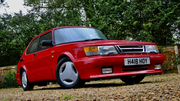 1990 Saab 900 Turbo Carlsson For Sale (picture 39 of 166)
