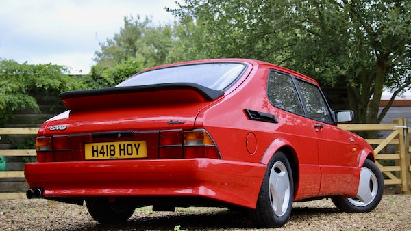 1990 Saab 900 Turbo Carlsson For Sale (picture 49 of 166)