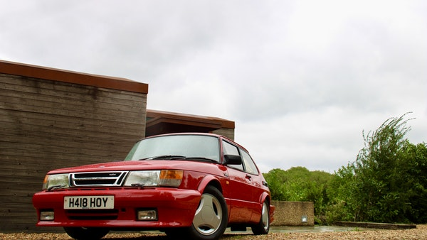 1990 Saab 900 Turbo Carlsson For Sale (picture 57 of 166)