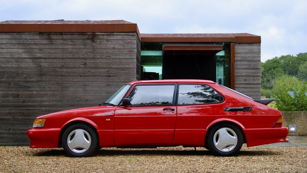 1990 Saab 900 Turbo Carlsson For Sale (picture 71 of 166)