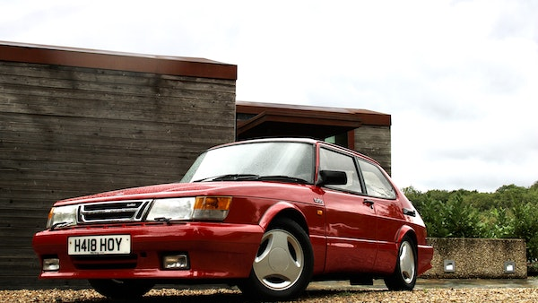 1990 Saab 900 Turbo Carlsson For Sale (picture 61 of 166)