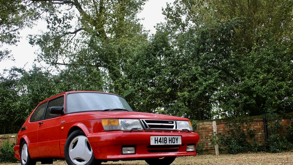 1990 Saab 900 Turbo Carlsson For Sale (picture 5 of 166)